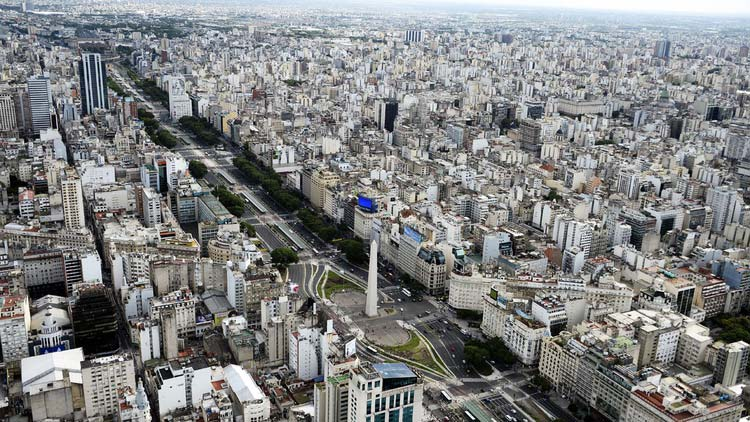 reason not to study in buenos aires big city